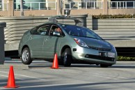 Kendi kendini süren arabalar. Trafik sorunu kalmayabilir.