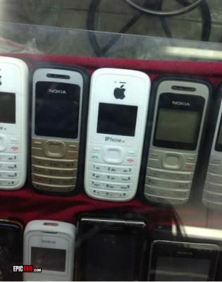 iPhone Başarısızlığı