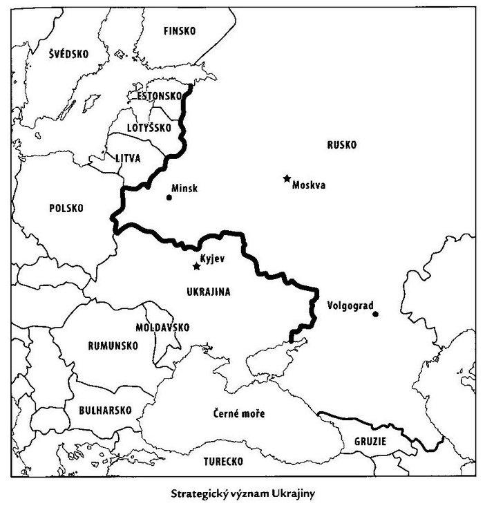 Ukraiina - George Friedman