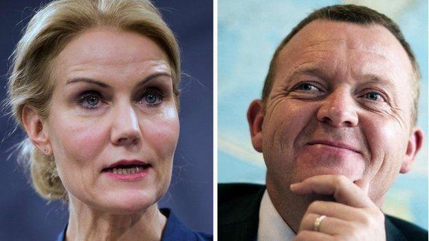 Premiérka Dánska Helle Thorning-Schmidt priznala porážku, vyhrala koalícia vedená Lars Lokke Rasmussenom