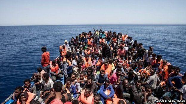 Taliansko zdôraznilo, že migrujúce lode predstavujú humanitárnu krízu