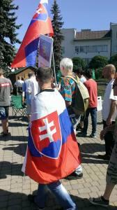 Protest Žilina 11.7.2015, autor Richard Tokušev