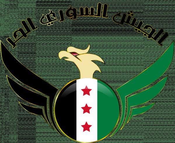 Vlajka Slobodnej sýrskej armády