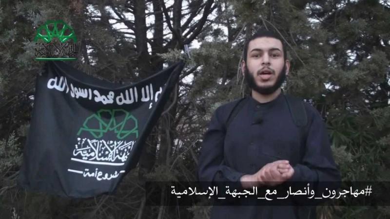 "Bojovník ""Islamského frontu"""