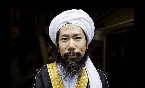 Japonský moslim