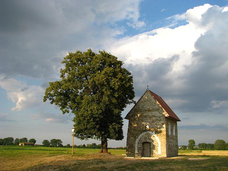 Kostol v Kopcanoch