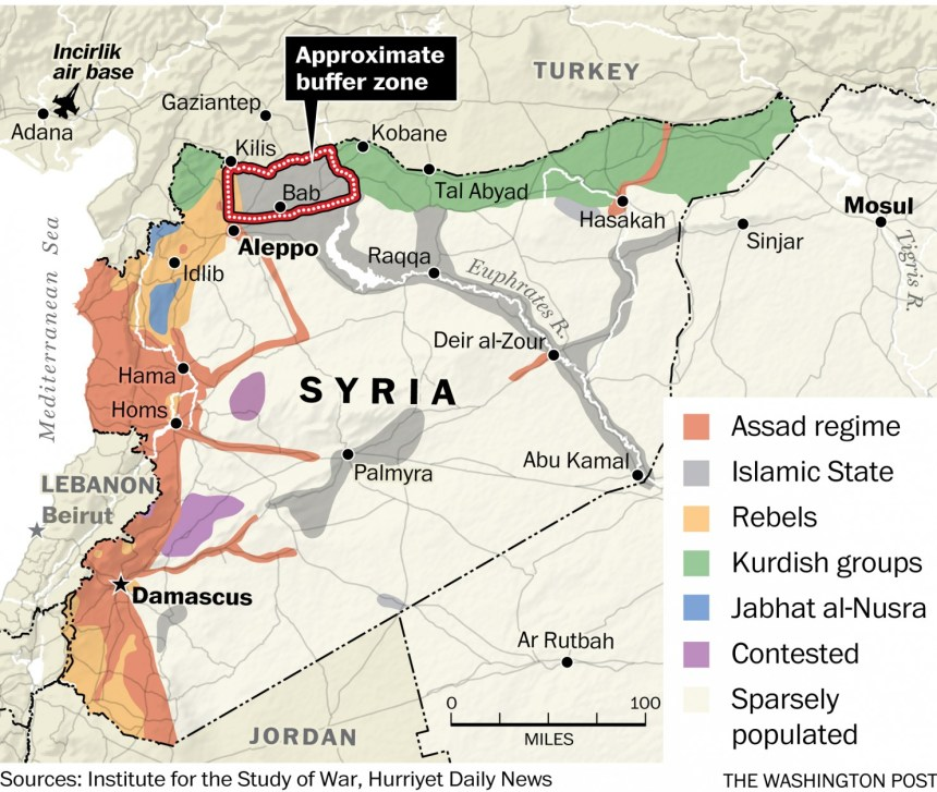 Buffer Zone Syria