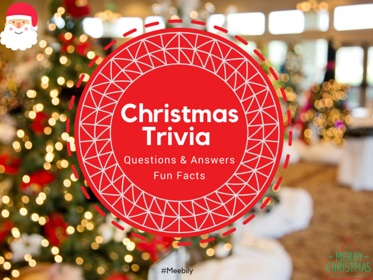 christmas trivia questions - Fun Christmas Trivia