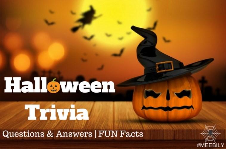 Halloween Trivia Questions & Answers - Meebily