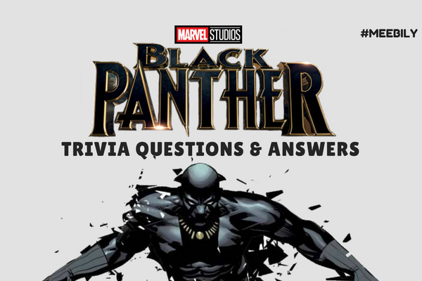 black panther trivia questions and answers