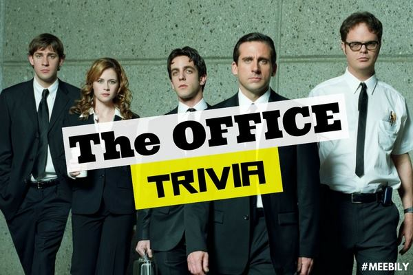 The Office Trivia Question and Answers