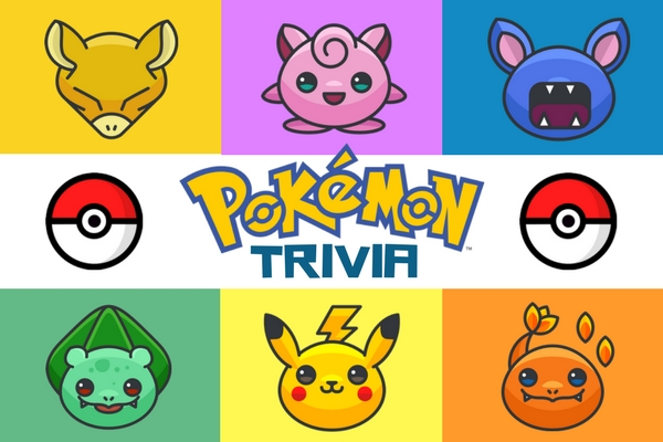 Pokemon Trivia Question and Answers