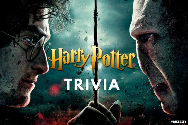 Harry Potter Trivia Questions & Answers - Meebily