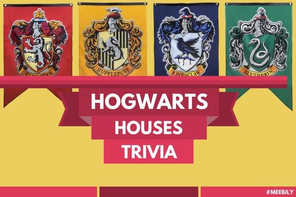 Hogwarts Houses Trivia Questions U0026 Answers