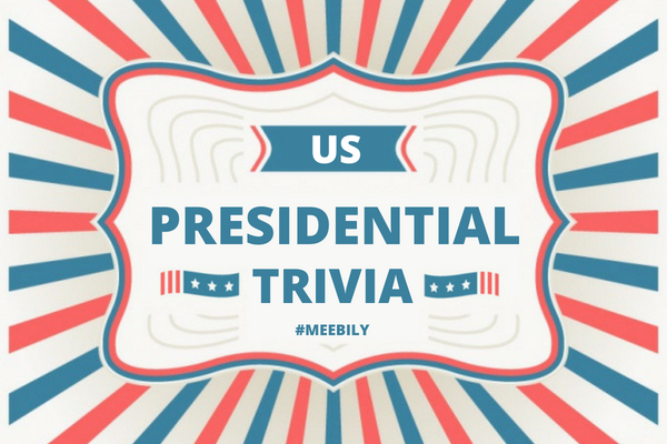 US Presidential Trivia Questions & Answers Quiz Game meebily