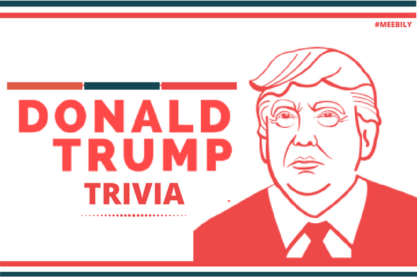 Donald Trump Trivia Questions & Answers Quiz Game