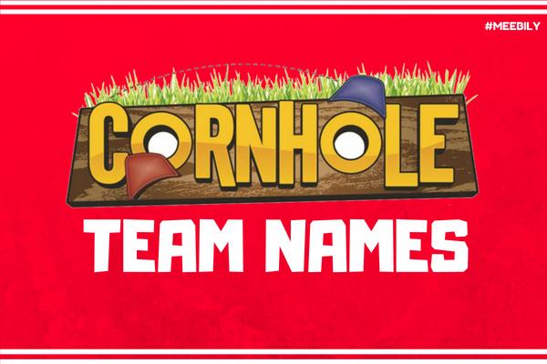 150+ Terrific Cornhole Team Names - Meebily
