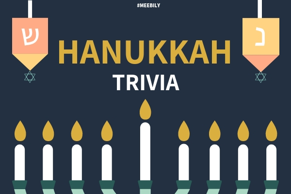Hanukkah Trivia Questions & Answers Quiz Game