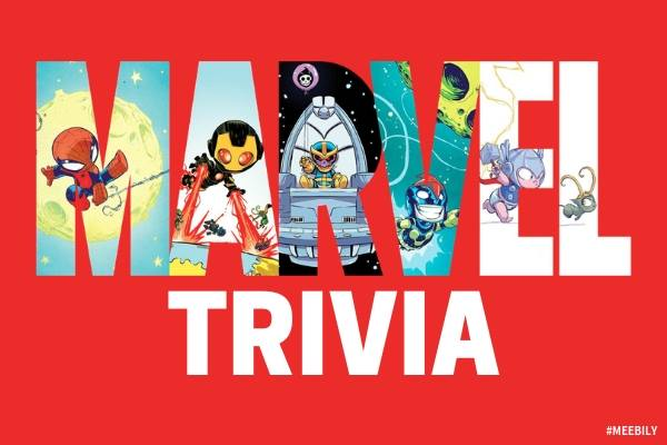 Marvel Trivia Questions & Answers Quiz Game