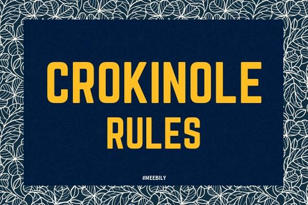 Crokinole Rules How to Play Crokinole Game