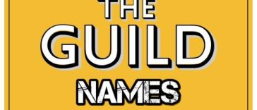 Badass Guild Name Ideas
