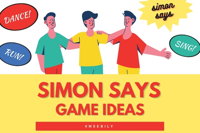 Simon Says Game Ideas