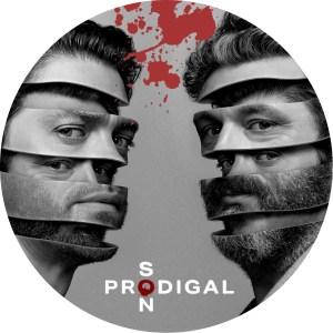 「プロディガル・サン 殺人鬼の系譜(2)」のDVDラベルです
