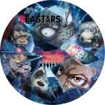 BEASTARS ビースターズ 2期 のDVDラベルです