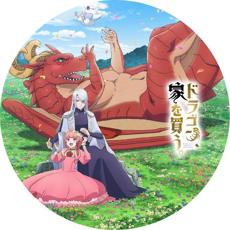 ドラゴン家を買う DVDラベル