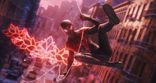 spider man - morales ps5