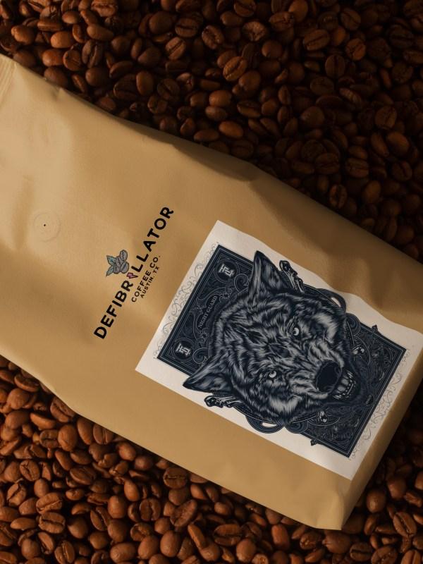 def coffee bag