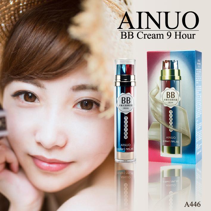 Ainuo A446 BB cream 9 Hour บีบี ครีม 9 ชั่วโมง