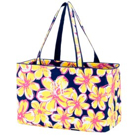 Beach Floral Ultimate Tote