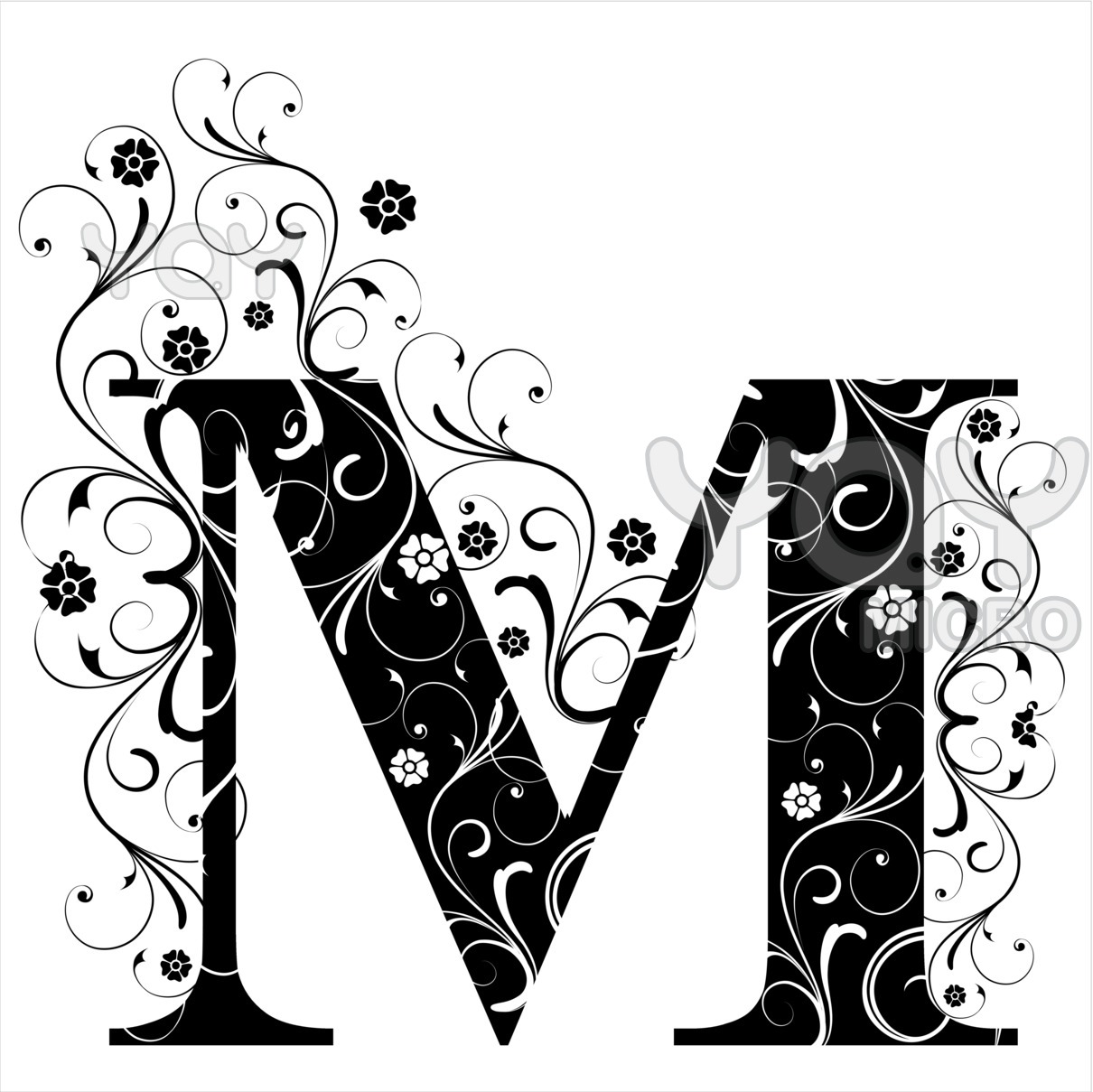 Tautogramma In M