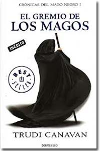 Crónicas del mago negro. Trudi Canavan