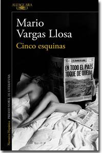 Cinco esquinas, Mario Vargas Llosa