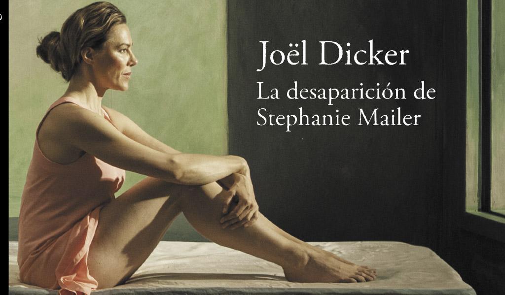La desaparición de Stephanie Mailer, Joël Dicker