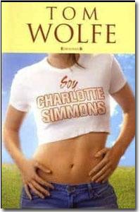 Yo soy Charlotte Simmons Me encanta leer