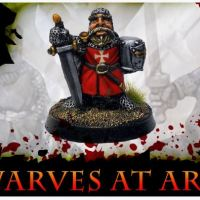 New Dwarves on Kickstarter from Macrocosm