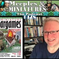 Meeples & Miniatures - Episode 178 - An Apology to Rob Burman
