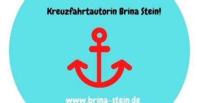 Brina Stein Ankerpunkt Kreuzfahrtautorin