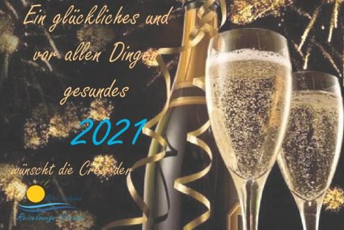 Happy NEw Year Gesundes neues Jahr reiselounge
