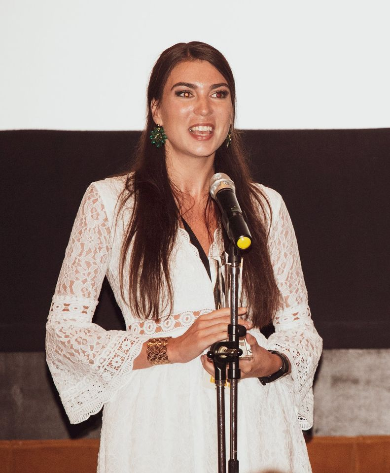 Kim Fabienne Hertinger Independent Shorts Awards 2019