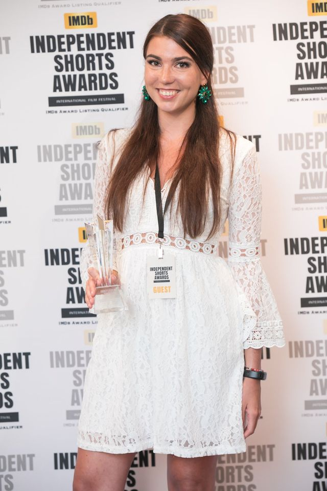 Independent Shorts Awards 2019 Kim Fabienne Hertinger