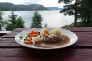 Norwegisches Dinner