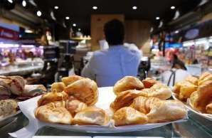 Frische Croissants