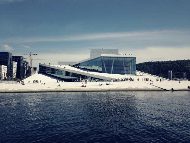 Die Oper – Oslos musikalischer Eisberg