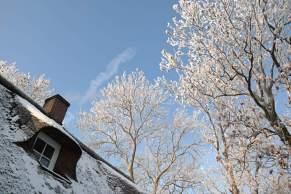 Winter kann schön sein.