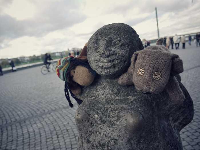 Düsseldorf: Kunst an jeder Ecke