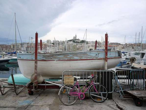 Boot oder Rad?
